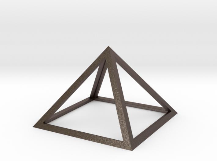 Perfect Pyramid 3d printed