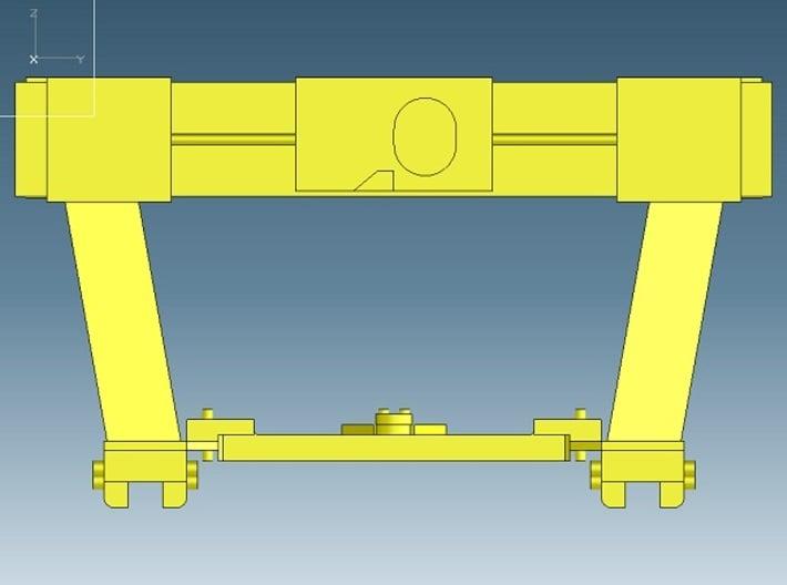 h0 RAWIE 10 EB stootjuk 3d printed CoCreate render