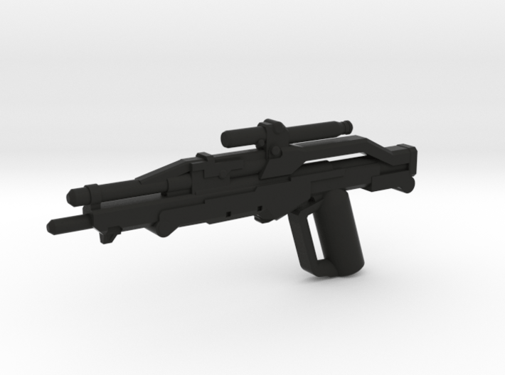 Valkyrie Sniper Rifle 3d printed
