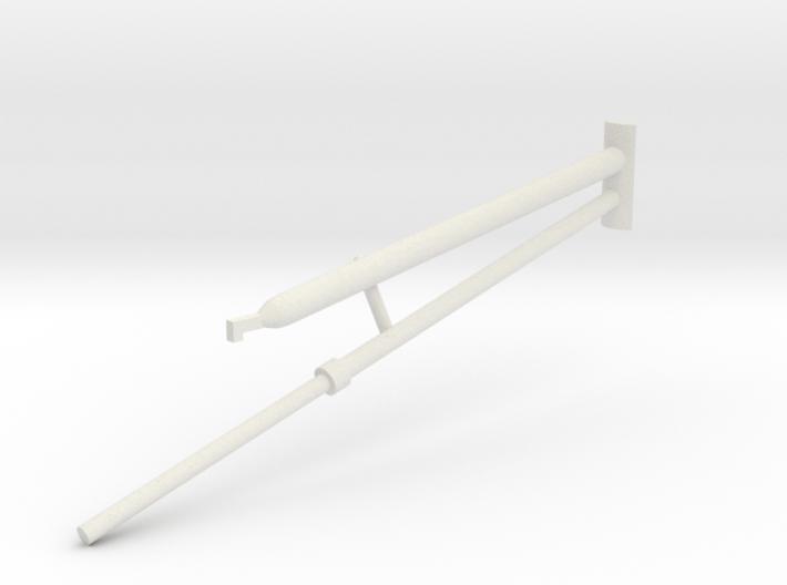 36C-J Mission-Pushing Rod Scenario 3 to 7 3d printed