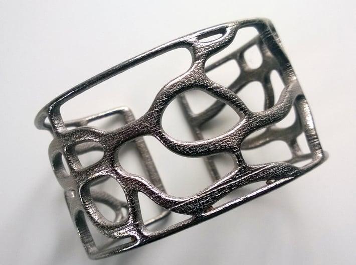 Underground Bracelet 3d printed top view, bracelet / Get bli