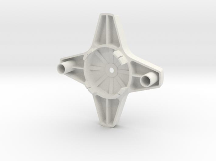 Fiat Ritmo Wheel Center Cap for CD 131 3d printed