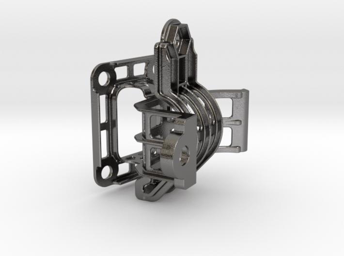 Naviholder TOMTOM Rider4 - Steel- Multistrada 1200 3d printed