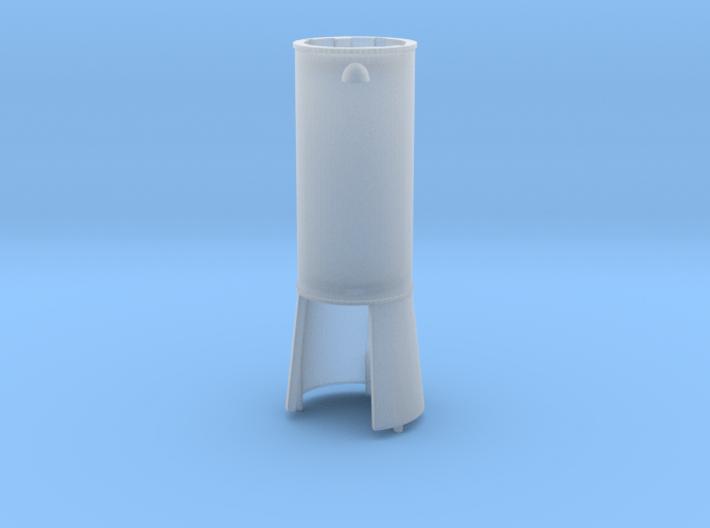 06-Troisième étage - Corps 3d printed
