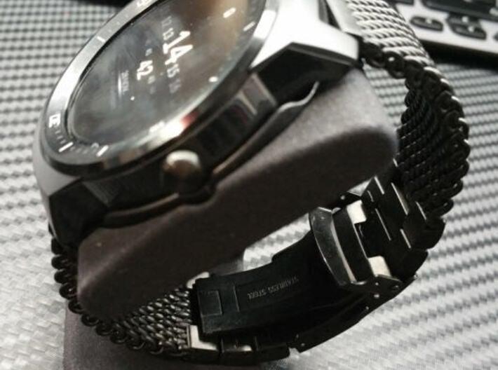 LG G Watch R Desktop Stand 3d printed