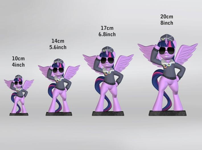 My Little Pony - Twilight CommanderEasyglider 17cm 3d printed