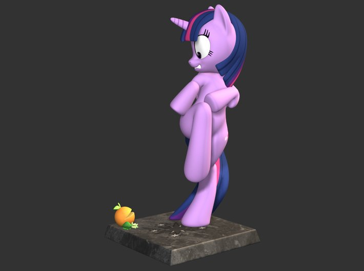My Little Pony - Eeek! Twilight 17cm 3d printed