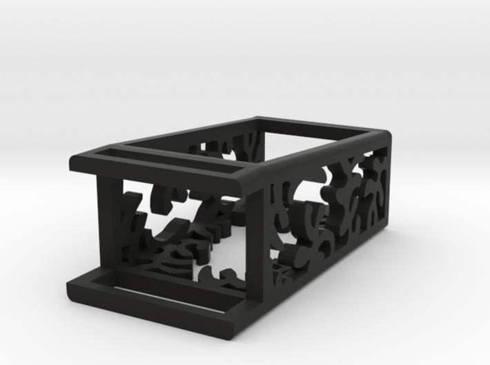 Plastic Matisse slide for Fitbit Flex 3d printed