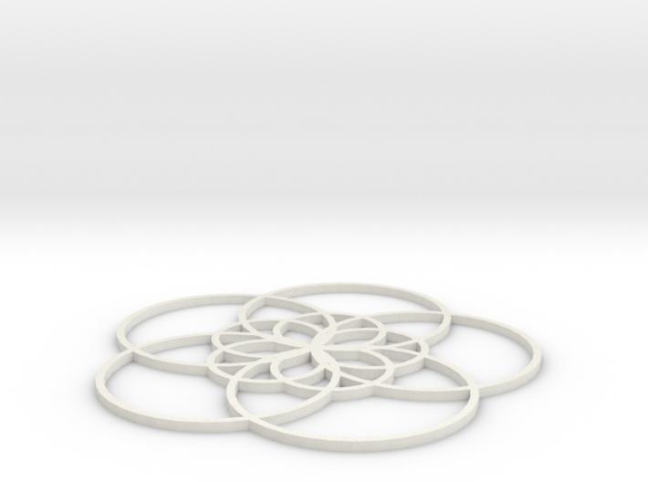 My Ice Art 3d printed