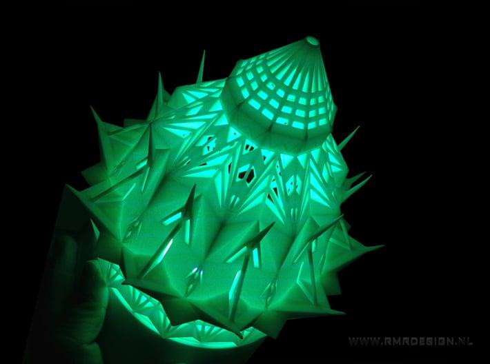 دبي هندسة معمارية 3d printed Magic Lamp