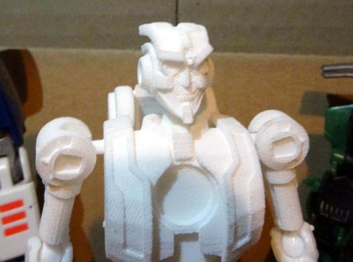 Transformers Comics Tribute - MTMTE Rung 3d printed Rung is unconvinced.