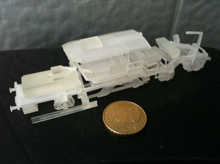 SSP110SW 1:160 3d printed