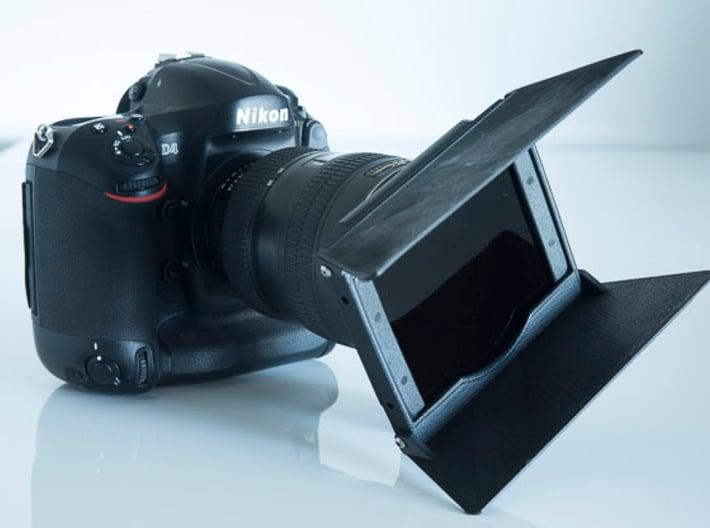 Lee Filter Holder Gobo Frame 3d printed
