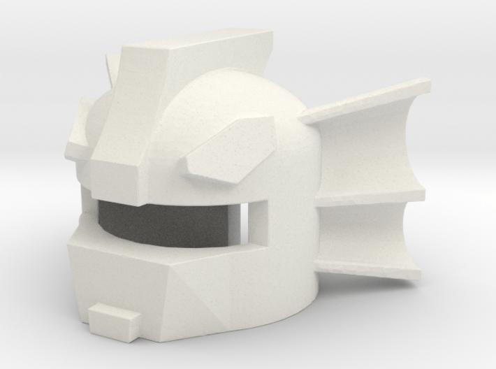 Robohelmet: Ear-wings 3d printed