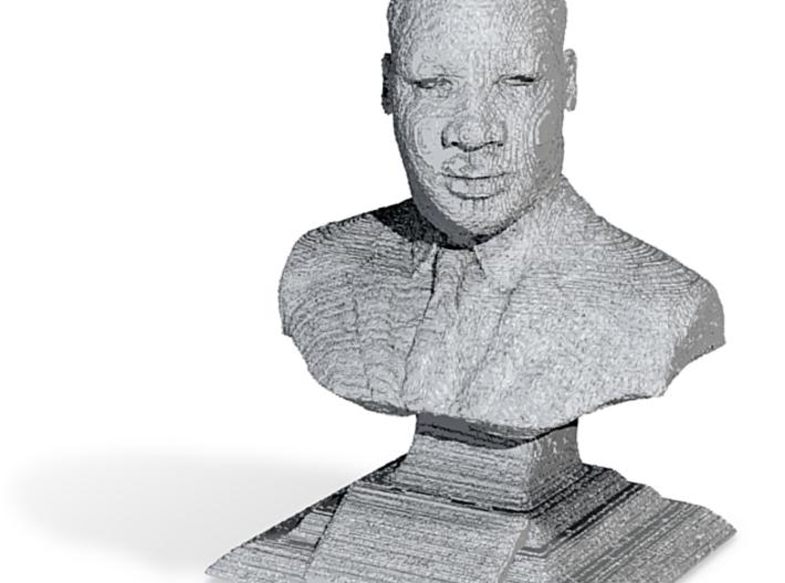 Destop Miniature Dr. Martin Luther King Jr. Bust 3d printed