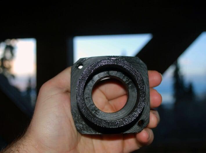 Robust Minolta AF-Flange P8079HP Adapter 3d printed