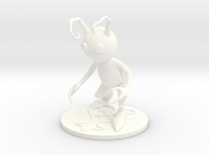 Shadow Heartless Figurine 3d printed