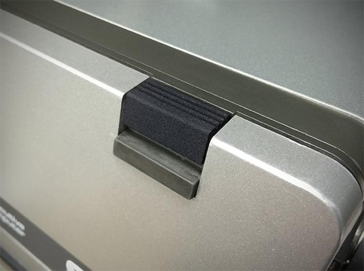 Keyboard Interlock Knobs for SX-64 3d printed Implemented Interlock in SX-64 keyboard