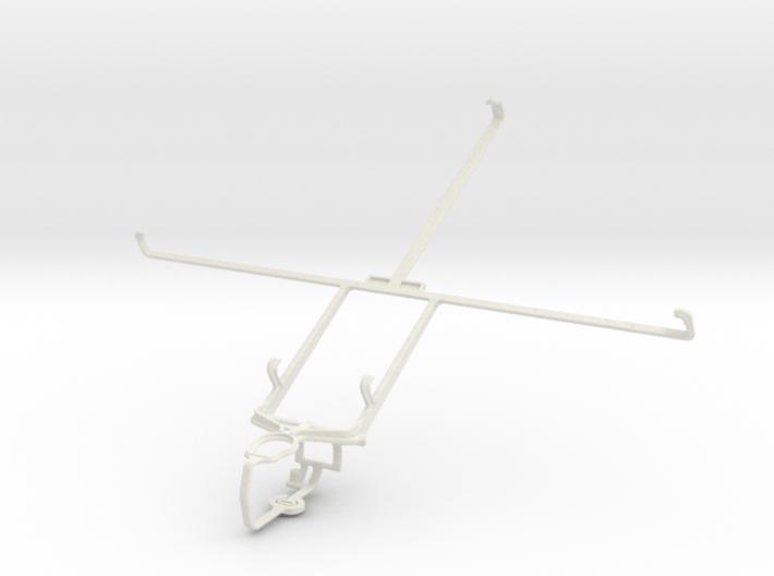 Controller mount for PS3 & Asus Memo Pad Smart 10 3d printed