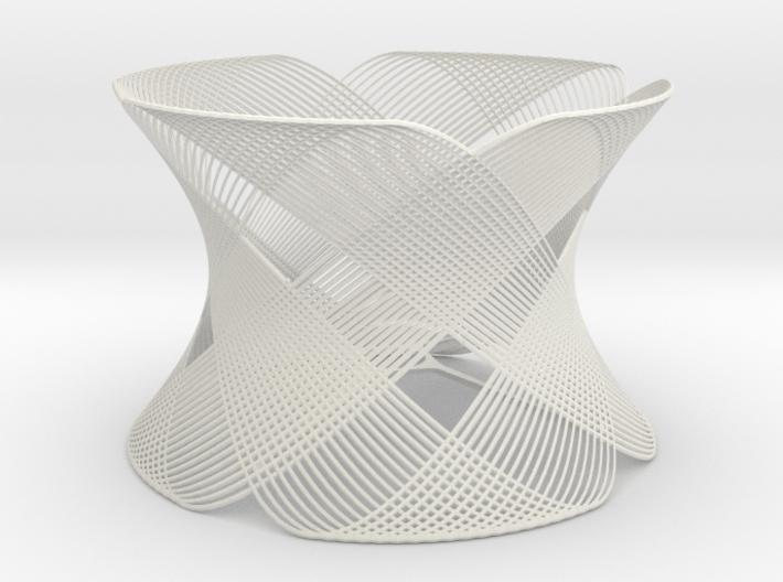 Clothoid.A Lamp 3d printed