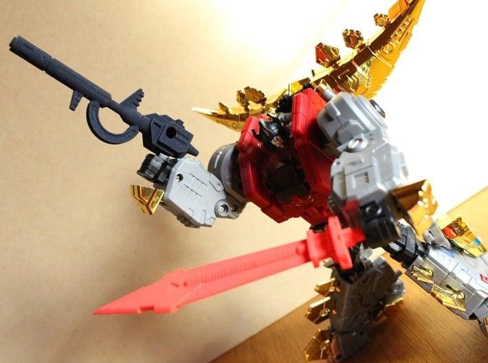 TW Roar Sword M 3d printed