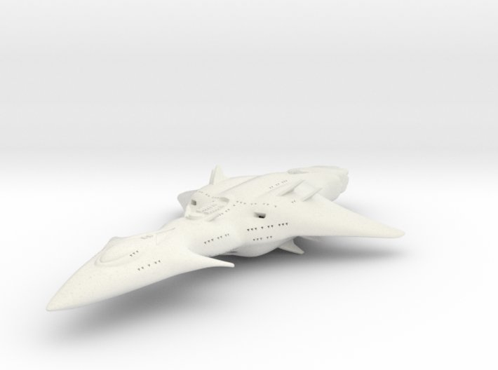 Atlantis 3d printed