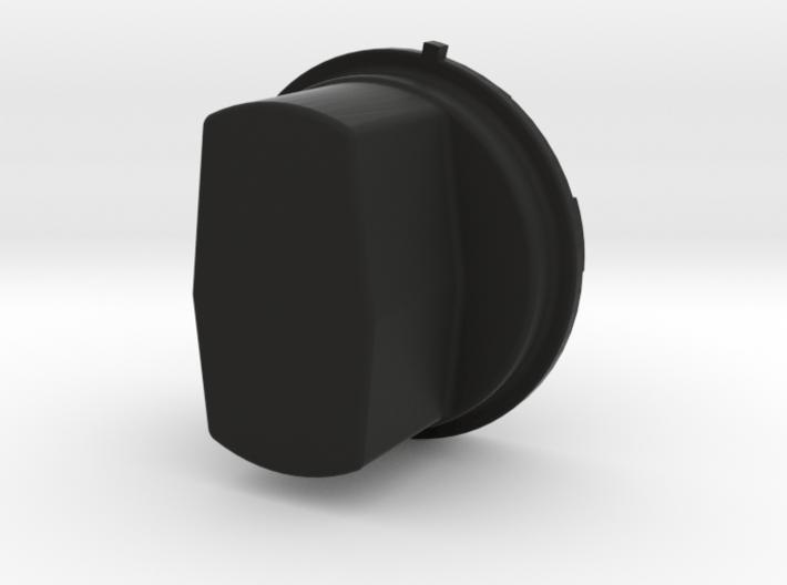 One Extended Silverado headlight cap 3d printed