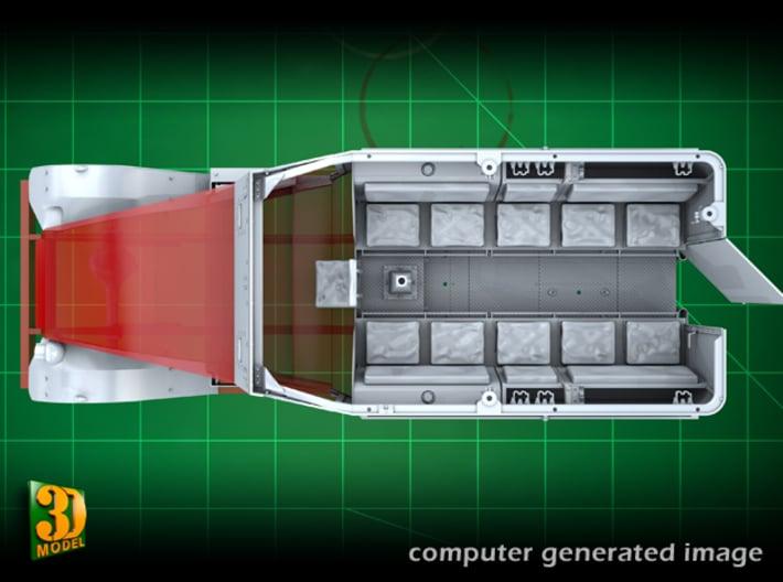 M5 IHC Halftrack conversion (1:35) 3d printed M5 conversionset topshot