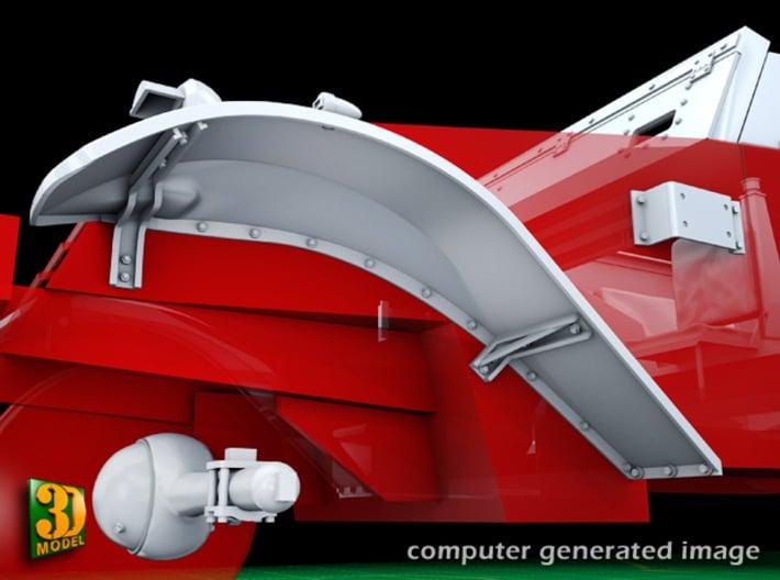M5 IHC Halftrack conversion (1:35) 3d printed M5 conversionset fender