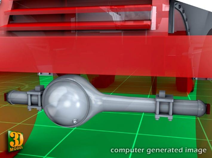 M5 IHC Halftrack conversion (1:35) 3d printed M5 conversionset axle