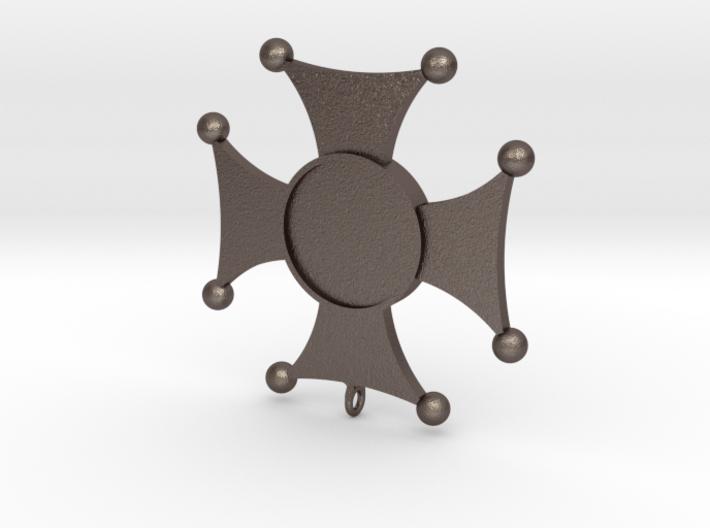 Virtuti Cebulari 3d printed