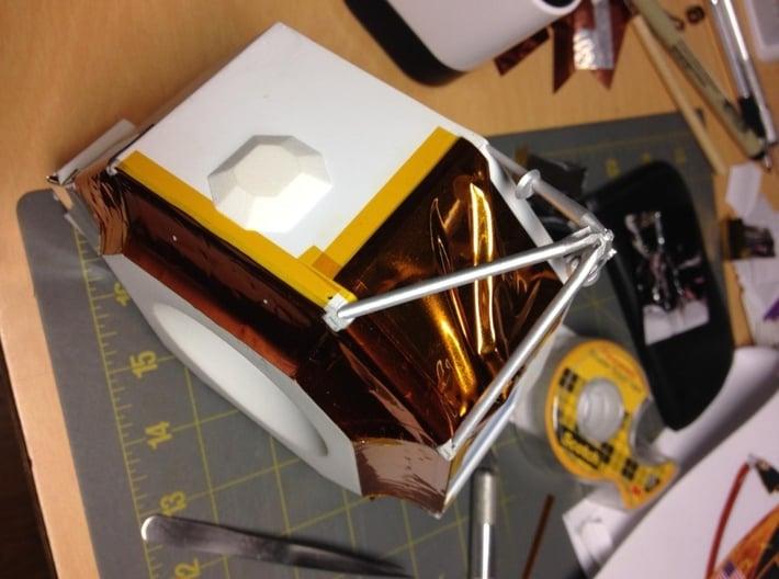 06-Landing Gear Outrigger-XY 3d printed Photo John Love