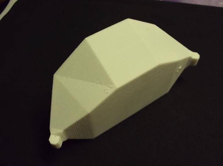 01-Aft Section Structure 3d printed Photo John Love