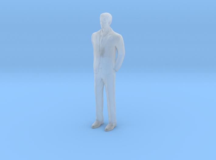 Man Standing 16th 3d printed
