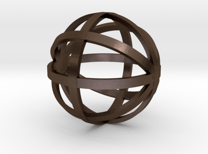 Sphere 1:12 scale decor 3d printed