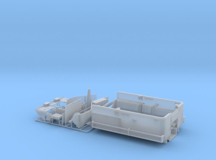 M5 IHC Halftrack conversion (1:35) 3d printed