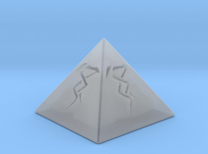 Doom Glyph 3d printed