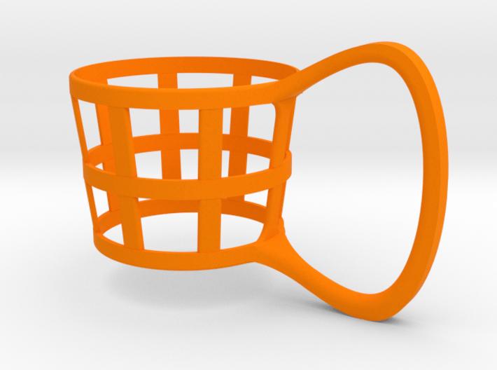 Tea cup holder 3d printed