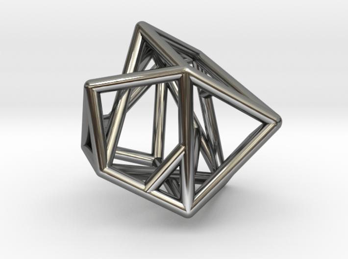 Lien pendant 3d printed