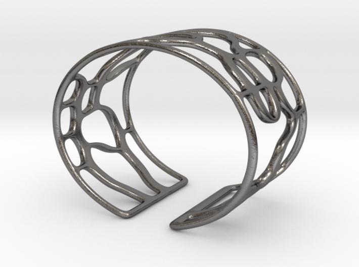 Underground Bracelet 3d printed