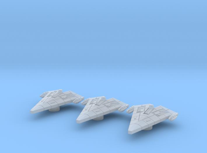 Orion (KON) Corvette Datagroup 3d printed