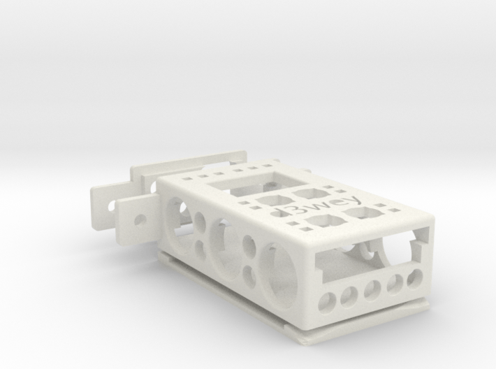Immersion RC 600mw TX Holder - Generic 3d printed