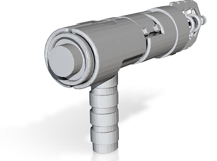 FoC Soundwave Gun 3d printed