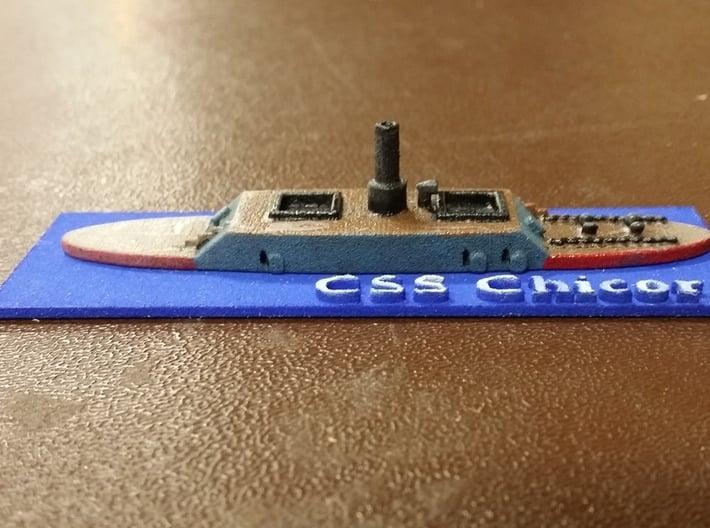 1/600 CSS Chicora 3d printed