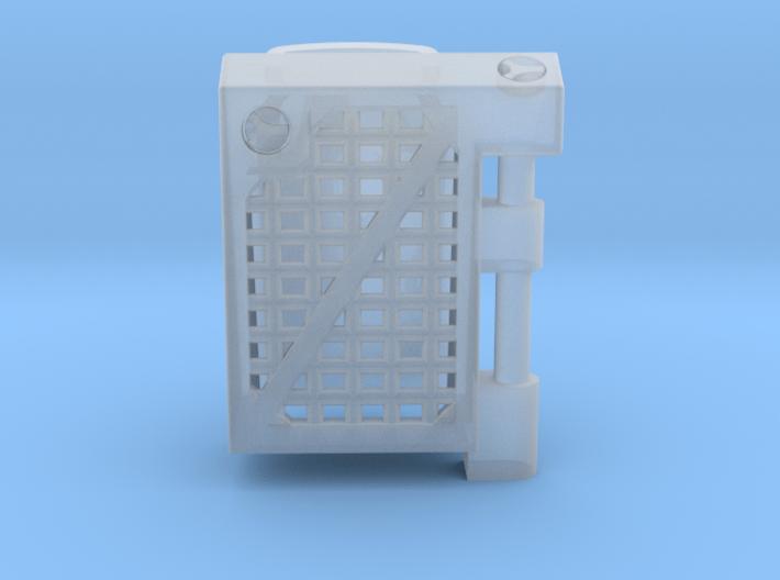 M05-Liquid Garment Cooling 3d printed