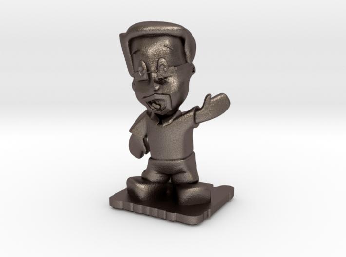 Designer Dan of Steel 2014 3d printed