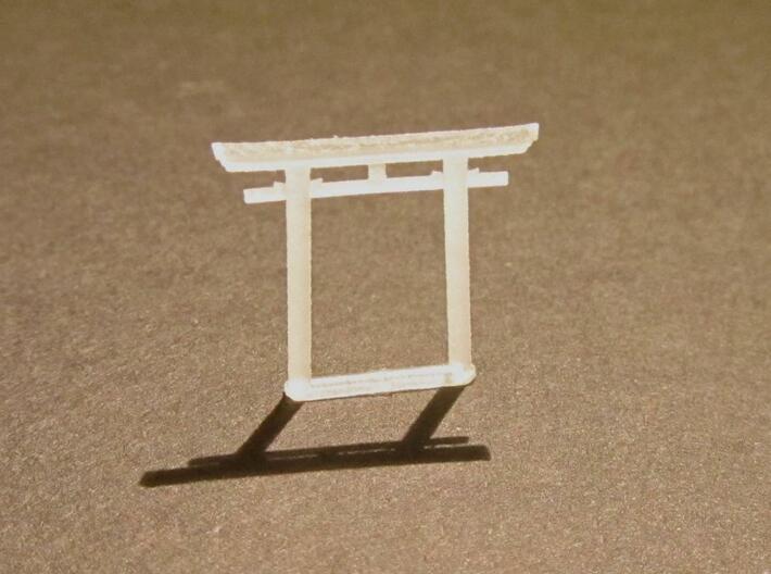 Torii, Myōjin small 5x, N-gauge 3d printed