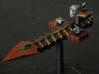 Aotrs201 Spiritwrack Escort Cruiser 3d printed Painted model (V1; Skull by Games Workshop)
