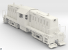 HO-Scale Whitcomb 65 Ton Loco Shell 3d printed For display only not available in WS&F