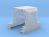 NRE 3GS21B Genset Cab (Cab Headlight) (N - 1:160) 3d printed